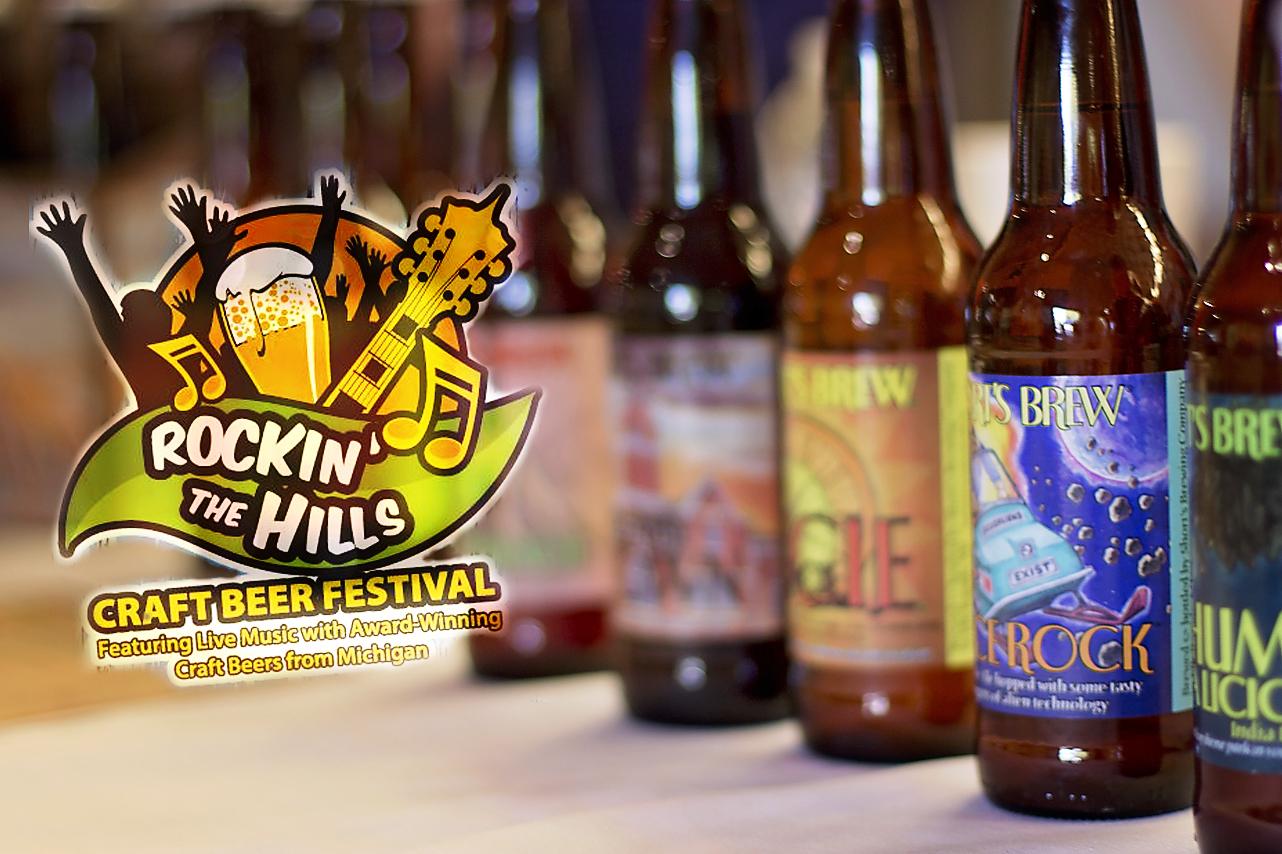 Rockin The Hills Craft Beer Festival