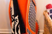 Adorable Spartina Golf Bags!