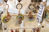 Cute Spartina Key Chains