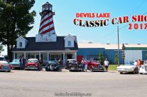 Devils Lake Classic Car Show 2017