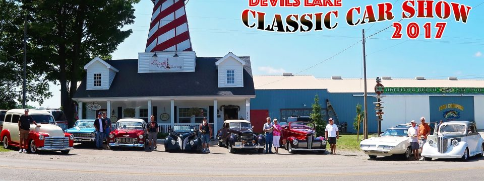 The Manitou Beach Car Show