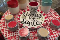 Hot Chocolate Candles! Mmm!