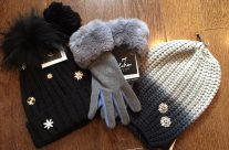 Beautiful New Winter Hats and Gloves